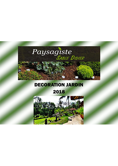 Catalogue deco jardin bali